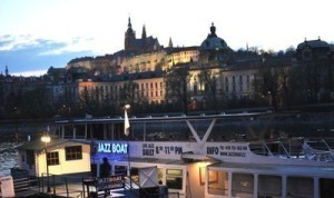 prague jazzboat Departure point